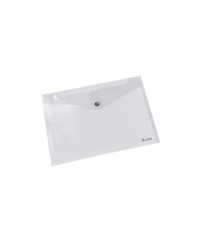 Sobre polipropileno transparente tamaño folio