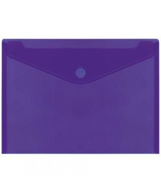Sobre polipropileno violeta tamaño folio