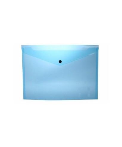 Sobre polipropileno azul tamaño 105x62