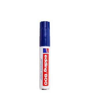 Rotulador permanente azul- EDDING - 800-003
