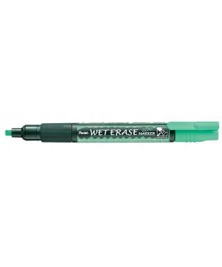 Rotulador tiza líquida borrable verde- PENTEL - SMW26 D