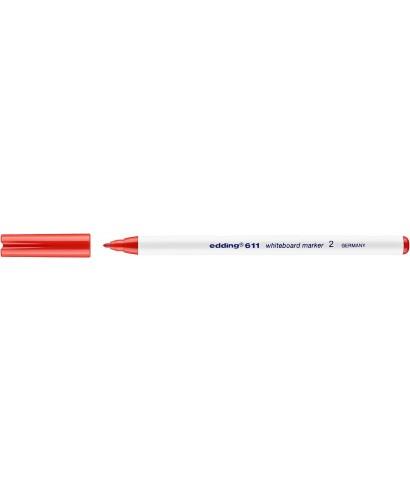 Rotulador pizarra blanca rojo- EDDING - 611-002