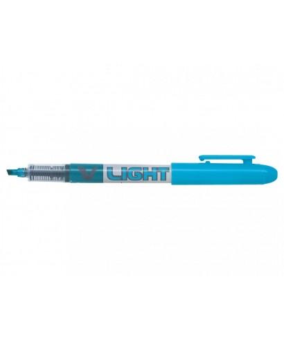 Marcador fluorescente SW-VLL azul- PILOT -