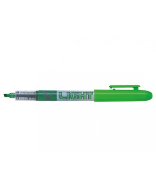 Marcador fluorescente SW-VLL verde- PILOT -