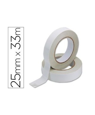 Cinta doble cara 33mx25mm KF02221