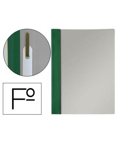 Dossier fastener folio verde- 05031020