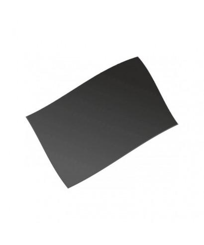 Hoja goma eva 2mm negro