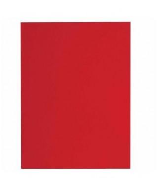 Hoja goma eva 2mm rojo