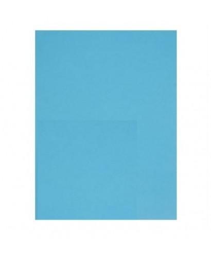 Hoja goma Eva 2mm 40x60 Azul cielo