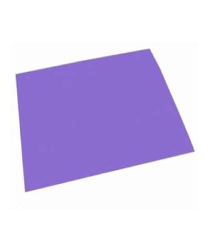 Hoja goma eva 2mm violeta/morado