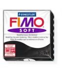 Pasta Fimo soft 56gr negro STAEDTLER