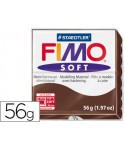 Pasta Fimo soft 56gr chocolate STAEDTLER