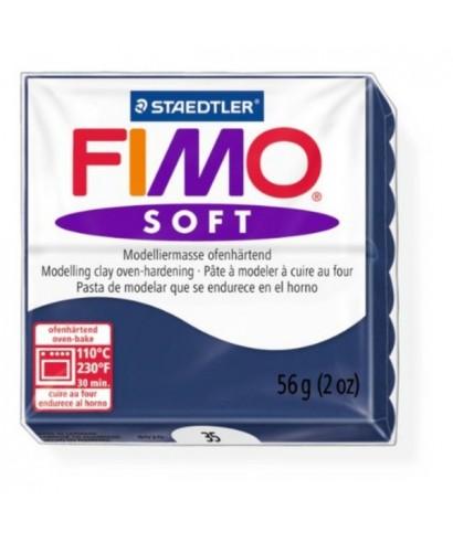 Pasta soft Fimo 56gr azul STAEDTLER