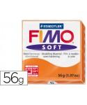 Pasta Fimo soft 56gr naranja STAEDTLER