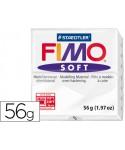 Pasta Fimo soft 56gr blanco STAEDTLER