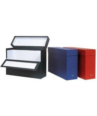 Caja transferencia Fº color azul