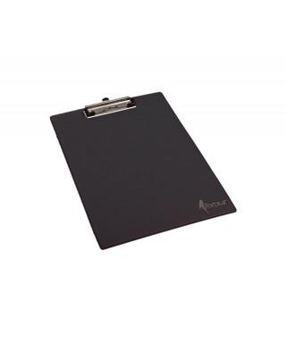 Clipboard con solapa negra