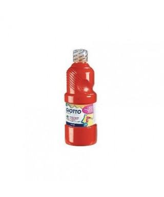 botella de un litro tempera rija