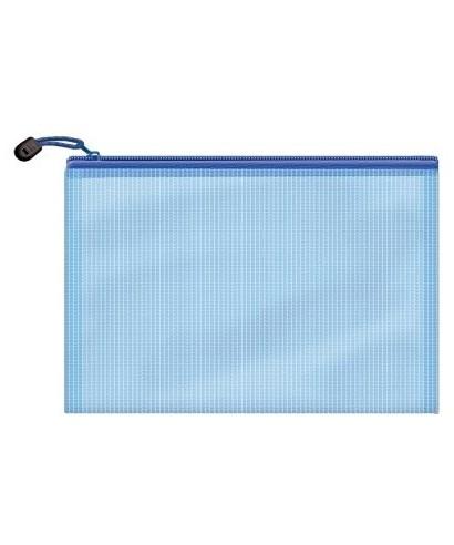 funda de plástico con cremallera tamaño folio