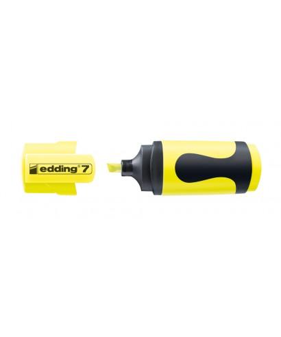 pequeño subrayadori edding 7-065 amarillo