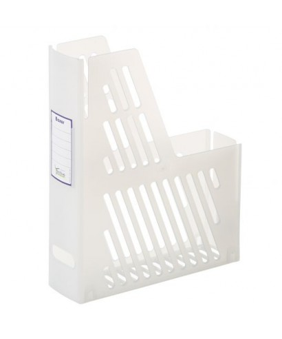 soporte para catálogos plástico transparente- ARCHIVO