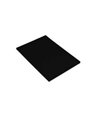 Cartulina A3 negro fixo