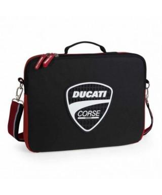 Maletín tela Ducati BUSQUETS