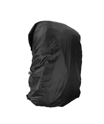 Fundas para mochilas impermeables negro