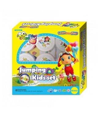 Jumping Clay Kids Set