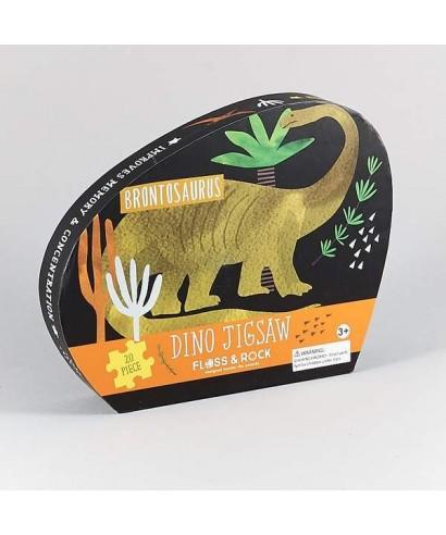 Puzzle dinosaurio (20 piezas)