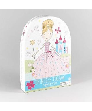 Puzzle princesa (20 piezas)