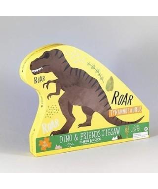 Puzzle dinosaurio (40 piezas)