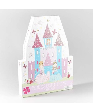 Puzzle castillo princesa (40 piezas)