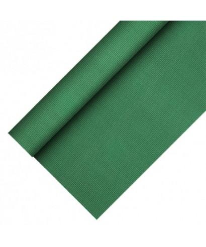 Rollo papale 1x10m color verde oscuro