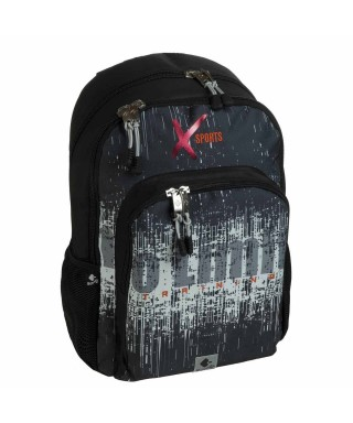 Mochila escolar doble Xsport training. BUSQUETS