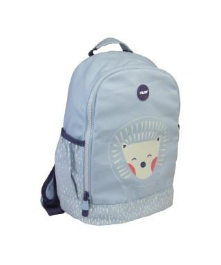 Mochila escolar infantil Berrywood azul