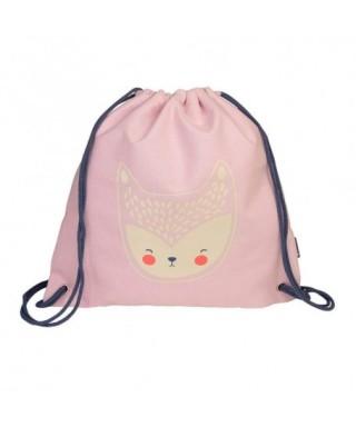Bolsa mochila Berrywood rosa