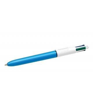 Bolígrafo cuatro colores clásico