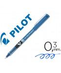 Bolígrafo punta aguja azul V5 PILOT