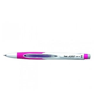 Portaminas automático Jolt rosa 0.5mm PENTEL AS305 P