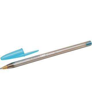 Bolígrafo Fun 1.6mm turquesa BIC