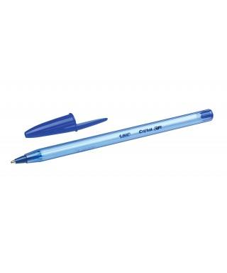 bolígrafo secado rapido azul