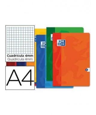 Cuaderno 48 hojas cuadriculada- OXFORD - 400026393