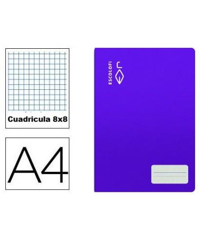 Libreta A4 8x8 Escolofi