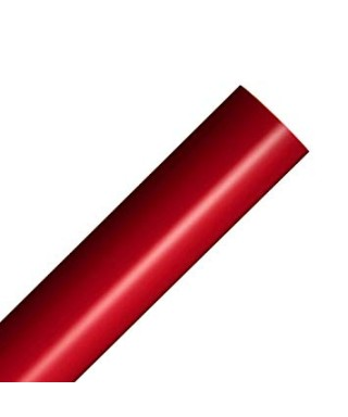 Rollo forro adhesivo rojo 0,5x20 m.