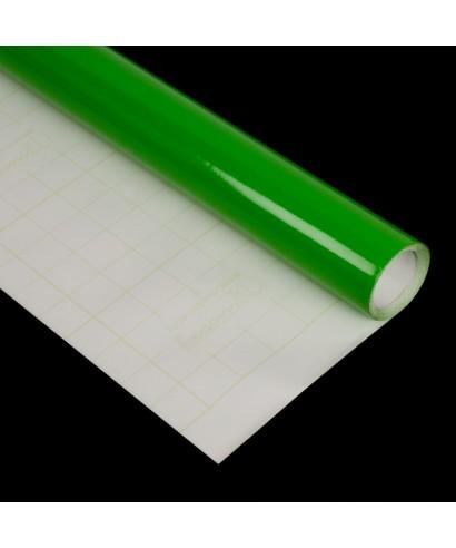 rollo papel adhesivo verde