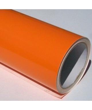 Rollo forro adhesivo naranja 0,5x20 m
