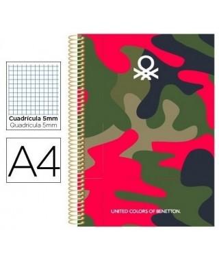 Block A4 120h Benetton Camouflage SAFTA