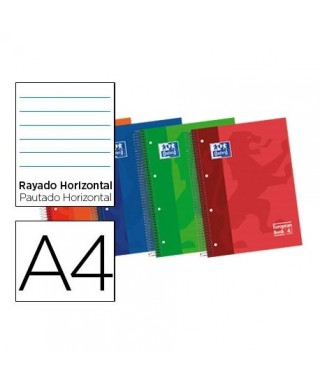 Libreta A-4 Horizontal OXFORD 40060750