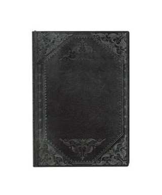 Cuaderno liso Flexis Midnight Rebel bold